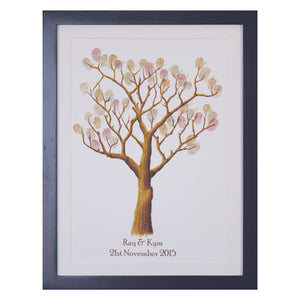 Golden Oak guestbook