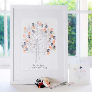 Lovebirds guestbook