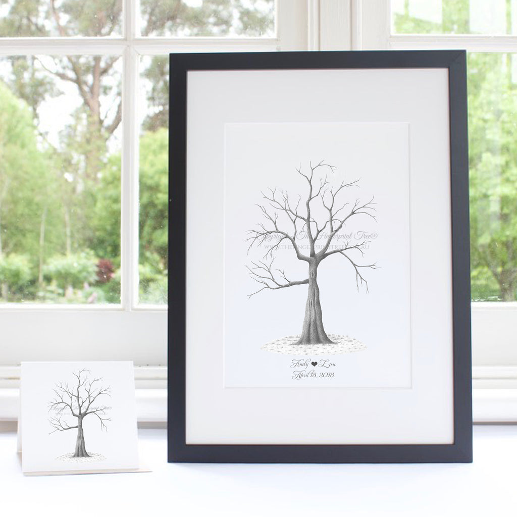 Peppercorn tree guestbook