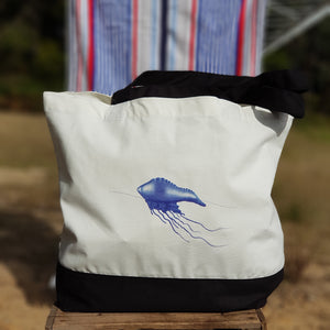Bluebottle tote bag