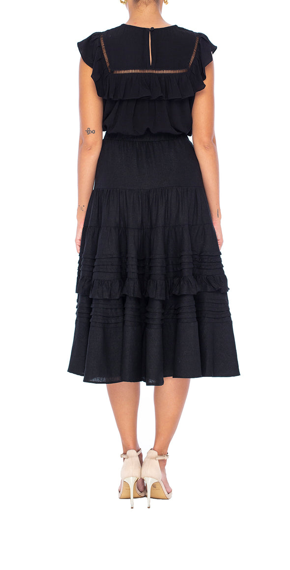 Sophia Statement Skirt