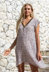 Bella Beaded Kaftan