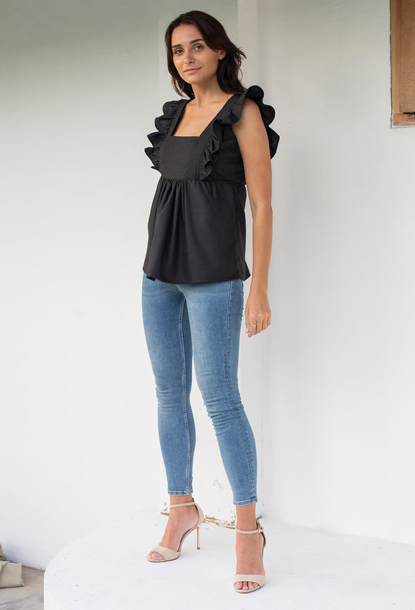 Amie Frill Top