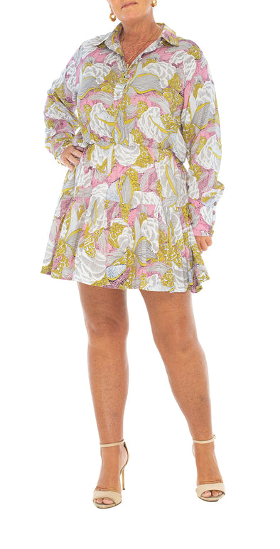 Madeline Shirt Dress