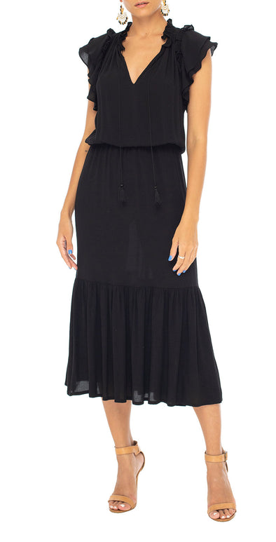 Jupiter Dress Black