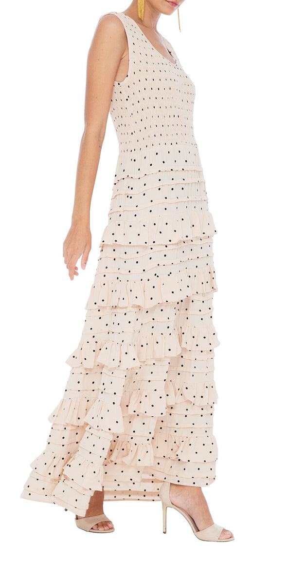 Cynthia Sleeveless Maxi