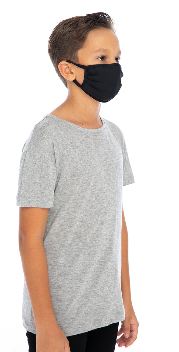 4 Pack | Triple Layer | Boys Face Masks