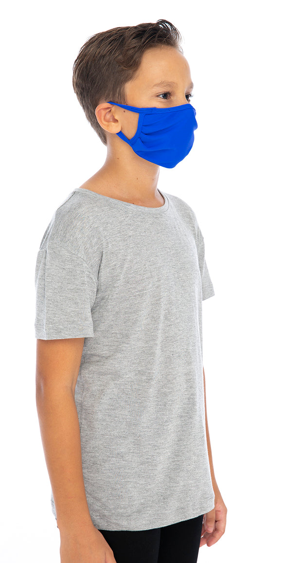 4 Pack Boys Face Masks