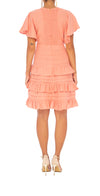 Alexia Frilled Dress