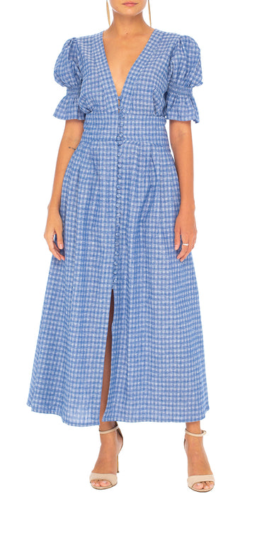 Audrey Midi Dress