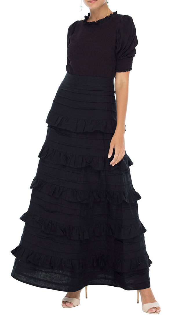 Sophani Statement Skirt $130