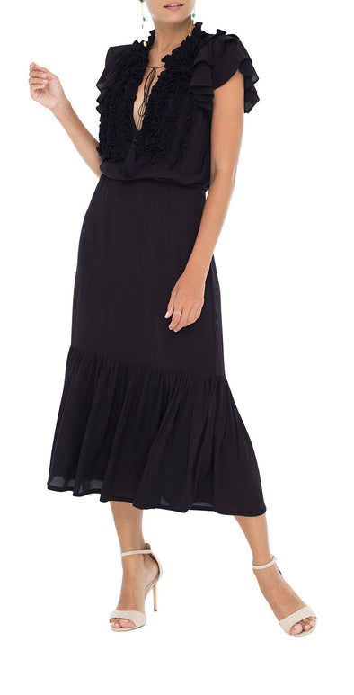 Wynona Midi Dress