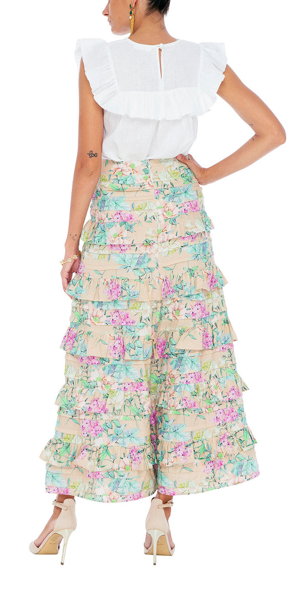 Sophani Statement Skirt