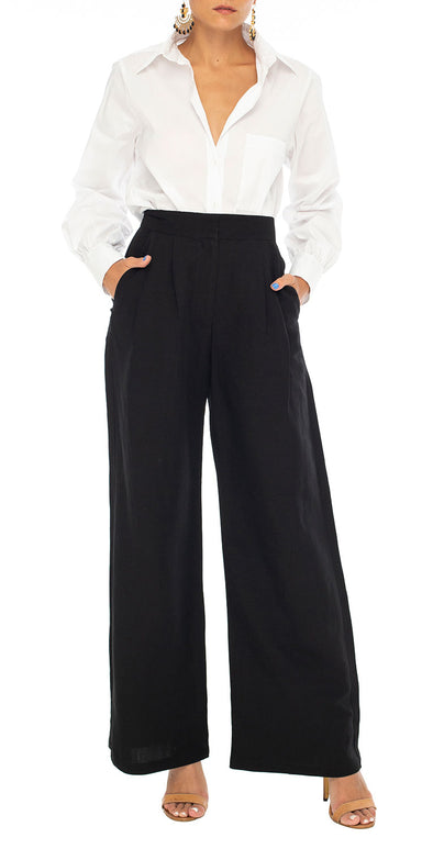 Winston Flat Front Pant