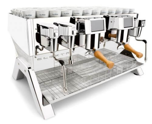 Elektra INDIE Smart Super-Automatic Espresso Machine - 2 Group