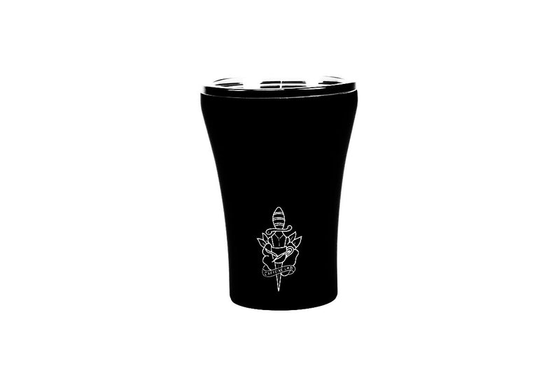 STTOKE Reusable Coffee Cup 8oz - Laser Engraved