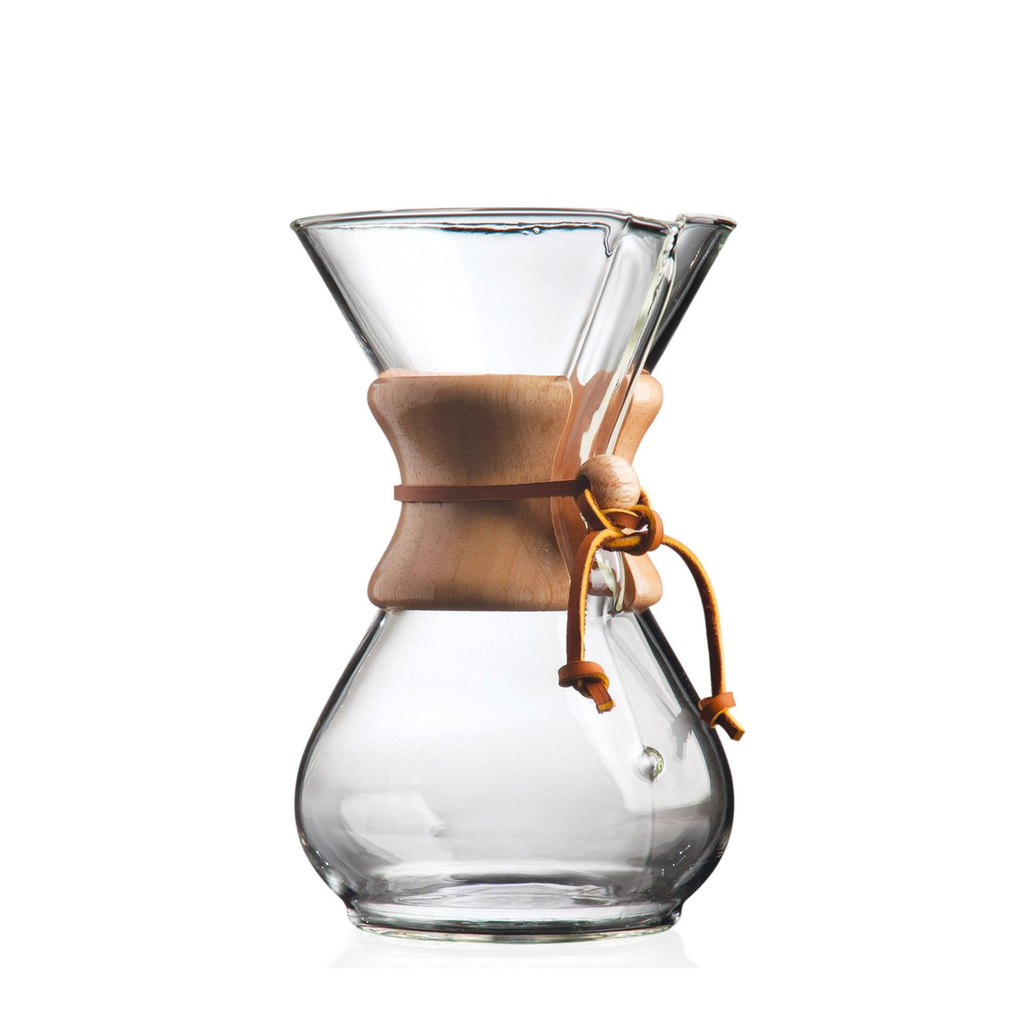 Chemex 6 Cups Brewers Chemex Chemex 6-Cup Classic Series