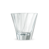Urban Glass Twisted Cappuccino Glass (Clear) 180ml