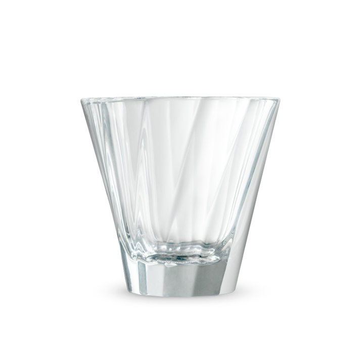 Urban Glass Twisted Cappuccino Glass 180ml