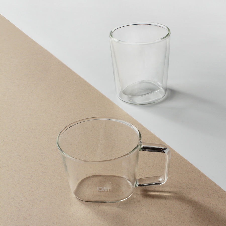 Toast Living Dripdrop Glass Cup 180ml
