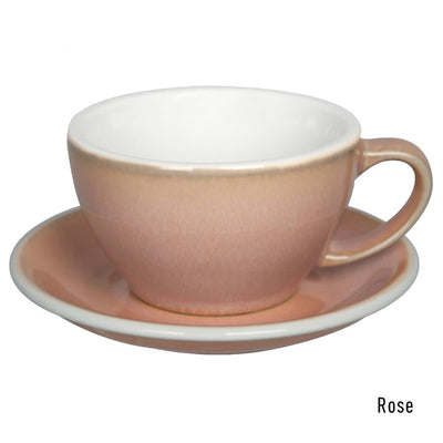 Egg - Café Latte Cup & Saucer 300ml