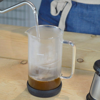 OneBrew Coffee and Tea Infuser - Black