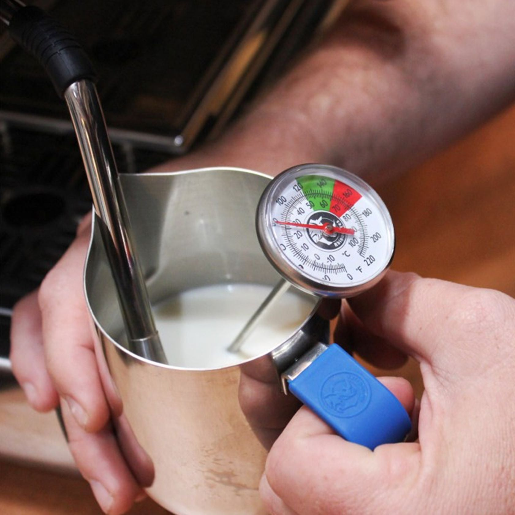 Rhino Milk Thermometer
