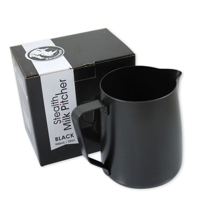 Rhinowares Stealth Milk Pitcher 32oz/950ml