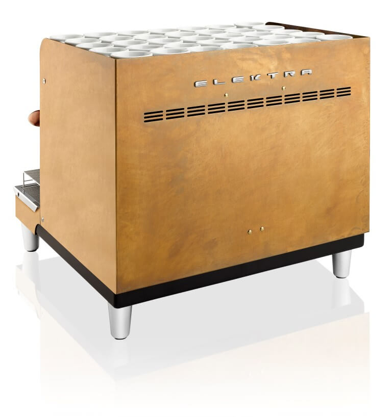 Elektra Sixties Riforma Automatic Coffee Machine