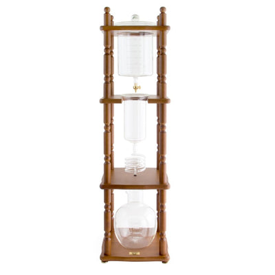 Yama  Cold Drip Maker Wood Frame 25 Cups