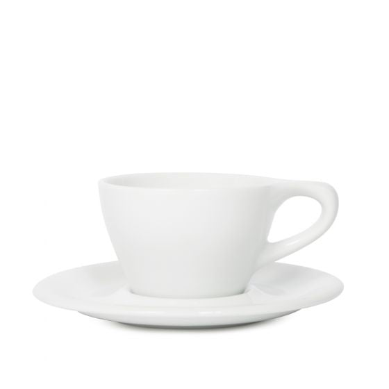 LINO Double Cappuccino Cup & Saucer 177ml