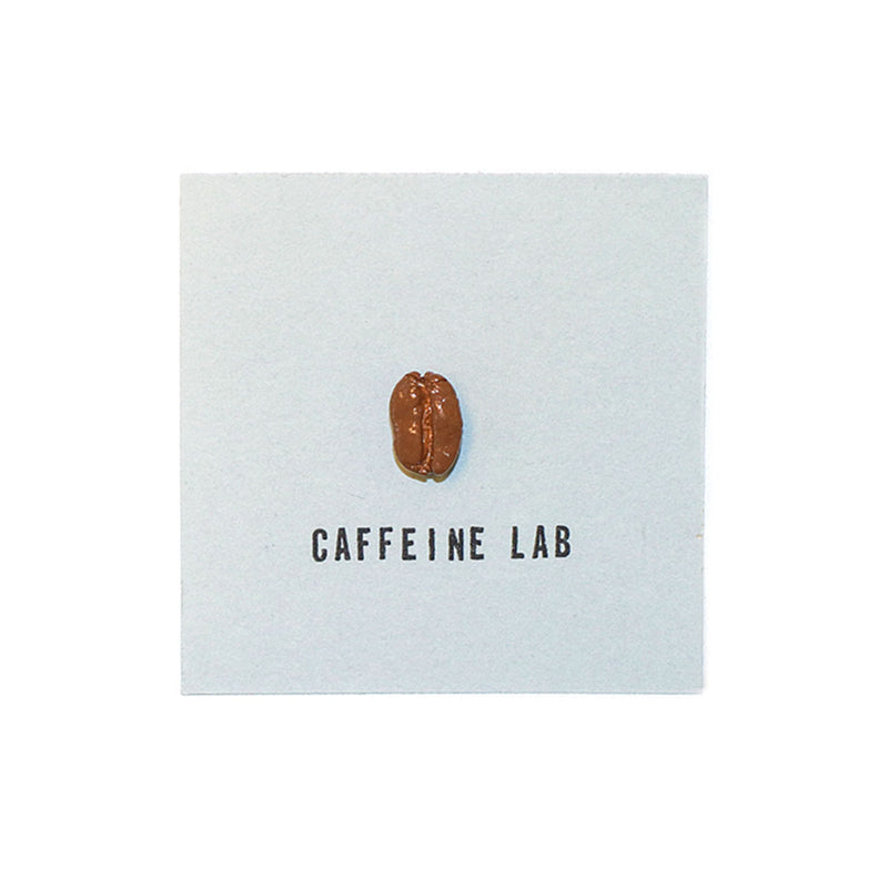 Coffee Bean Pin