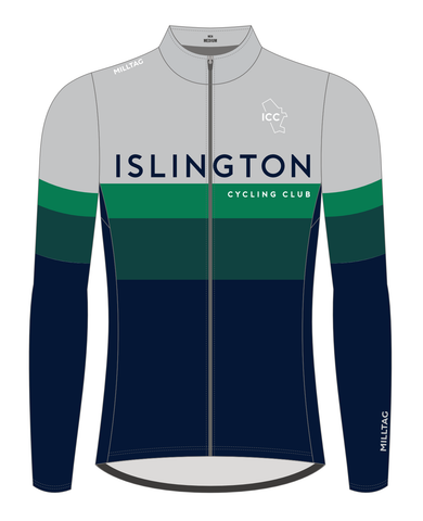 Pro Aqua Long Sleeved Jersey 2020