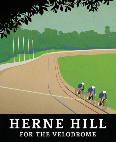 ICC Quarterly Track Session - Herne Hill Velodrome