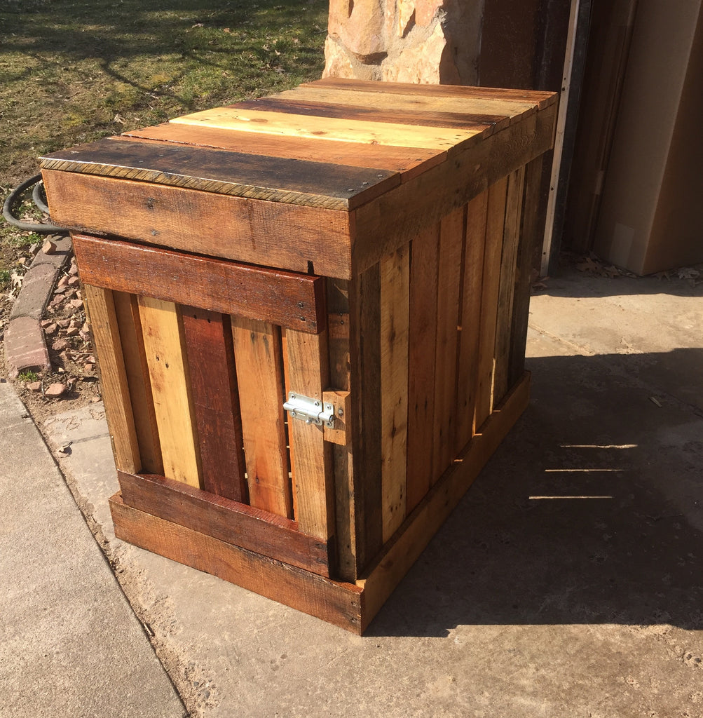 Dog Kennel Bench/Table (Eva)