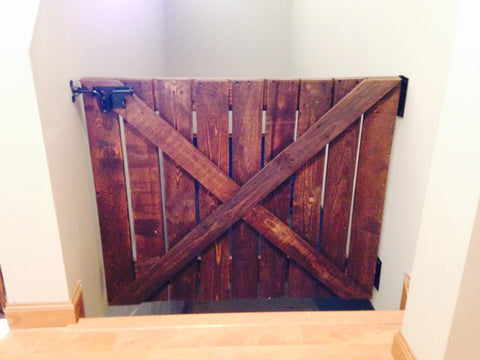 Barn Door Gate