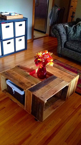 Crate Coffee Table (Ashley)