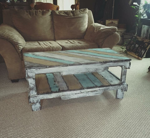 Coffee Table (multi-color)