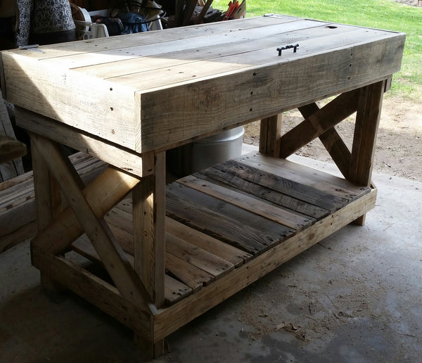 Sofa Table (with storage)