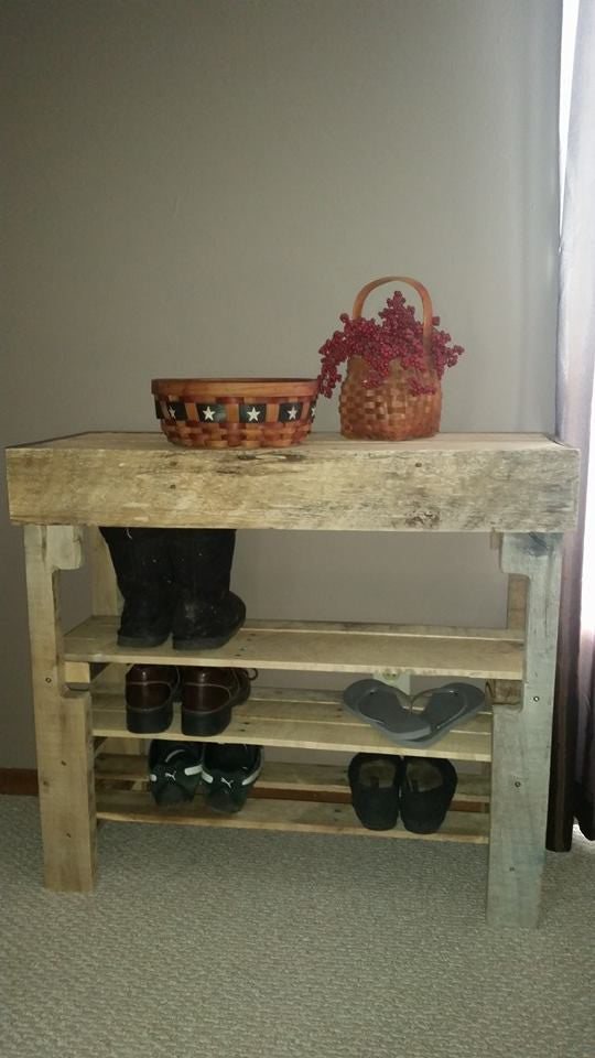 Shoe Shelf (Nicole)