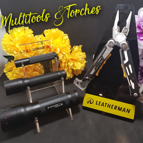 Multitools & Torches
