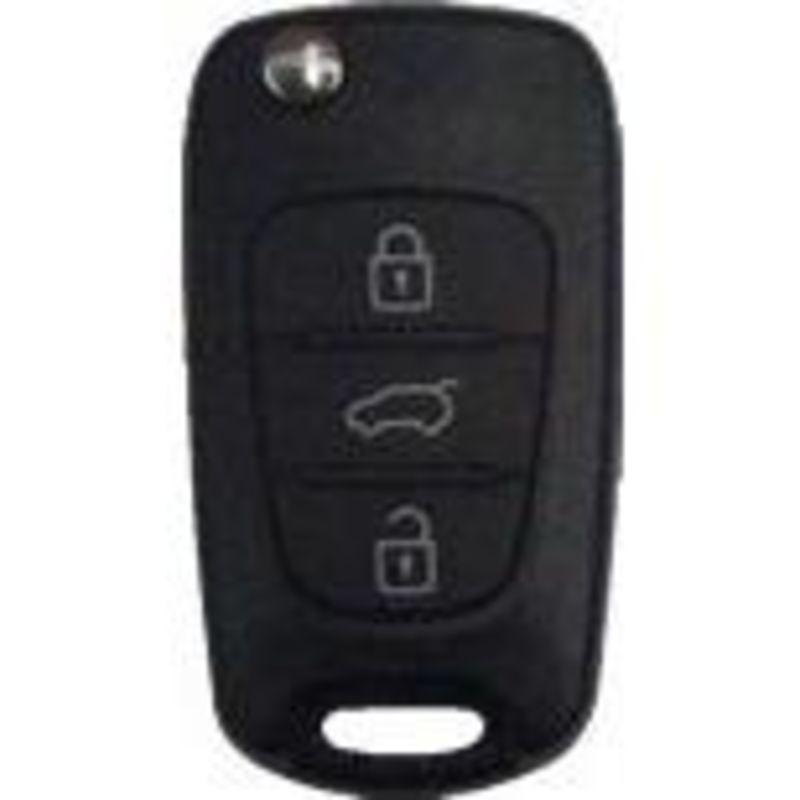 Dphy-Shell2 - Hyundai Replacement Shell Remotes