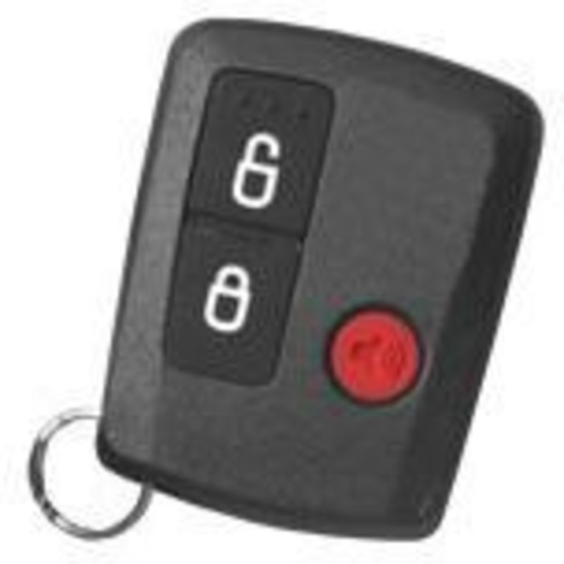 Rcf03 - Ford Ba & Bf Ute Models And Territory Remote. Remotes