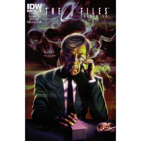 The X Files Season 10 Issue 3 Cover A Comic Books