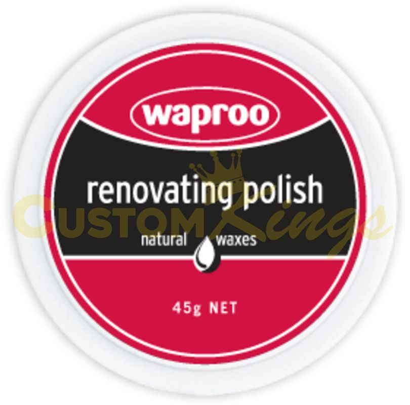 Waproo Renovating Polish 45G Not Specified Shoe Repairs
