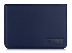 Chromebook nylon case dark blu