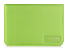 Chromebook nylon case green