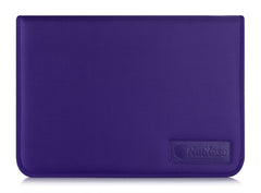 Chromebook nylon case purple