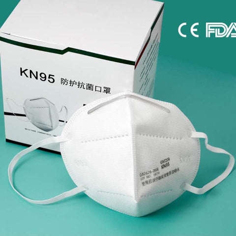 KN95 Facemask - White