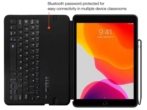 "NK Keyboard Case for iPad 10.2"" (7th Gen)"